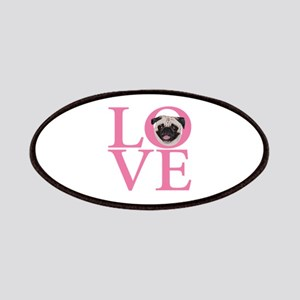 Love Pug - Patches
