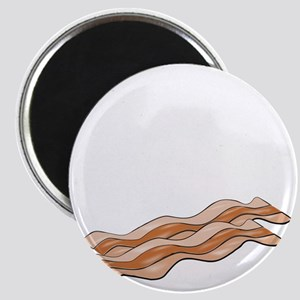 powered by bacon New Dark Shirt Magnet