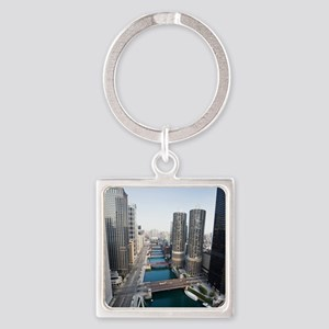 5D-21 IMG_0015-NOTECARD Square Keychain