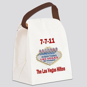 steve2011extras Canvas Lunch Bag
