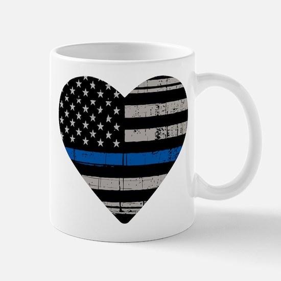 Shop Thin Blue Line Mugs