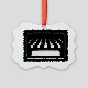 Arlington National Cemetery posta Picture Ornament