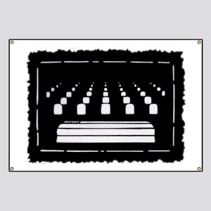 Arlington National Cemetery postage stamp Banner