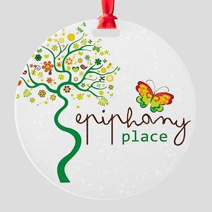 epihany place E Round Ornament