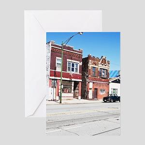 03Jul10_South Deering_119-NOTECARD Greeting Card
