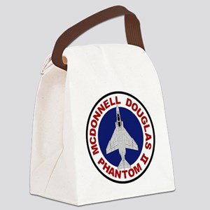 F-4 Phantom II Canvas Lunch Bag