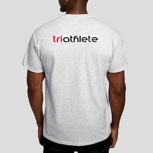 TRIATHLETE Ash Grey T-Shirt