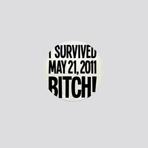 survived may 21 Mini Button