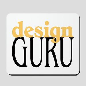 Design Guru Mousepad