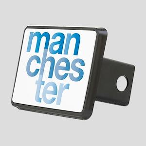 man-chest-er Rectangular Hitch Cover