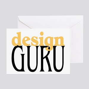 Design Guru Greeting Cards (Pk of 10)