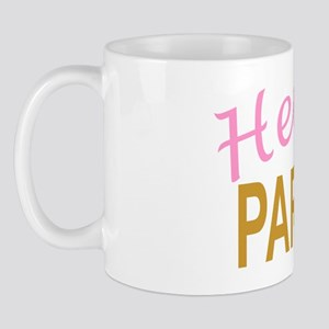 hen party cocktail Mug