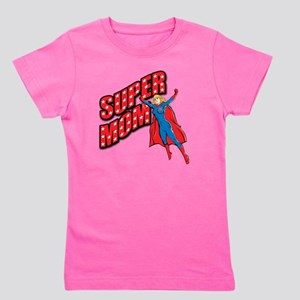 Super Mom Girl's Tee