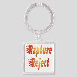 rapture 3 Square Keychain