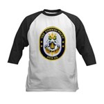 USS CONNECTICUT Kids Baseball Jersey