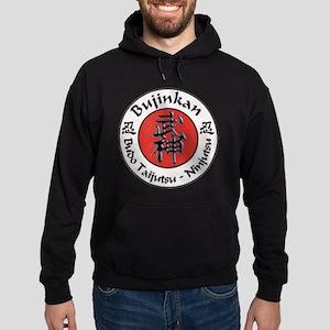 Bujinkan Crest Hoodie Sweatshirt