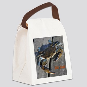 OOhCrab! Canvas Lunch Bag