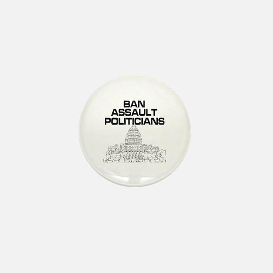 Unique Ban Mini Button