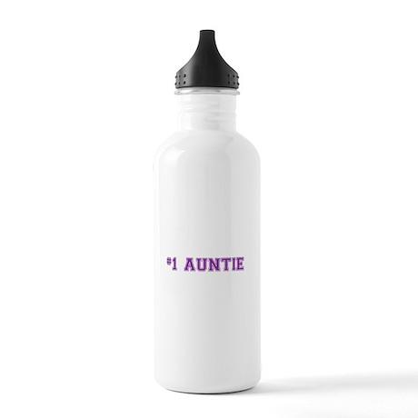 #1 Auntie Sports Water Bottle