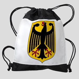 German Coat of Arms Drawstring Bag