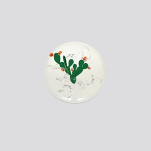 miracle nopal Mini Button