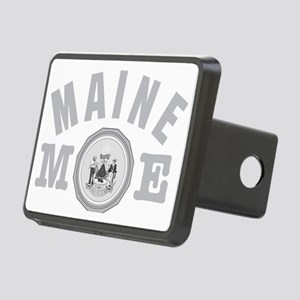 Maine Seal B Rectangular Hitch Cover