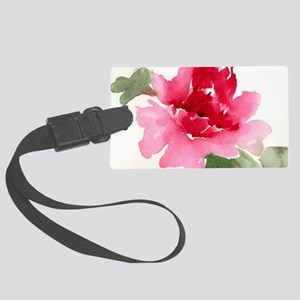 redpeony Large Luggage Tag