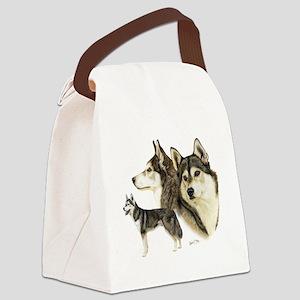 Sib Husky Multi Canvas Lunch Bag