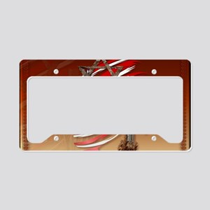 A Great Loyalty-Yardsign License Plate Holder