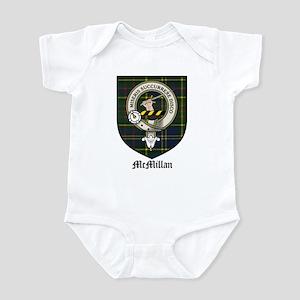 McMillan Clan Crest Tartan Infant Bodysuit