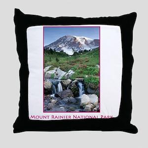 Rainier Throw Pillow
