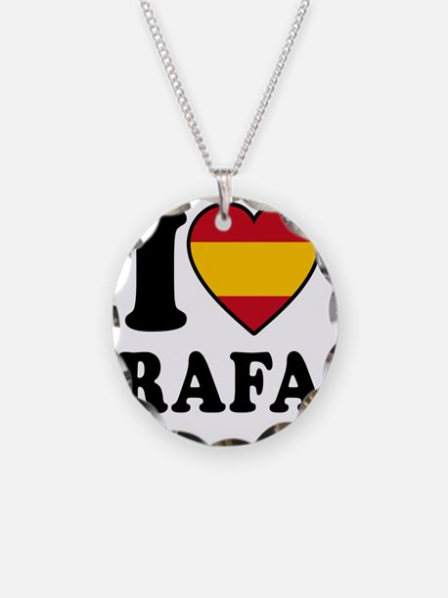 Rafa Flag Necklace