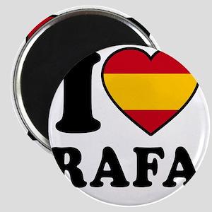 Rafa Flag Magnet