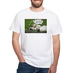 Hark White T-Shirt