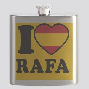 Rafa Flag Btn2 Flask