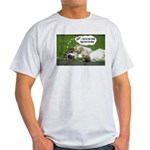 Hark Ash Grey T-Shirt