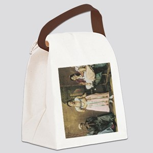 EgyptianDancer_FelixBonfils_425x5 Canvas Lunch Bag