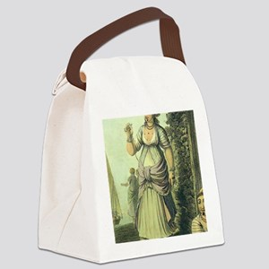 Ghawazee_Tatoo_425x55 Canvas Lunch Bag