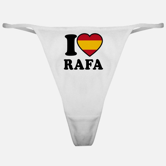 Rafa Flag Btn1 Classic Thong