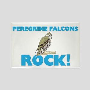 Peregrine Falcons rock! Magnets