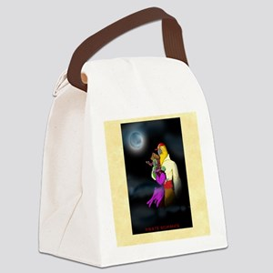 BULLY_BABY_300_POSTER Canvas Lunch Bag