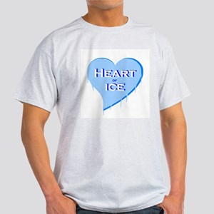 Heart of Ice Ash Grey T-Shirt