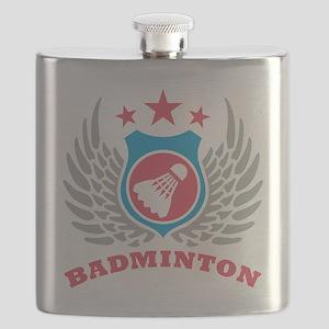 Badminton Flask