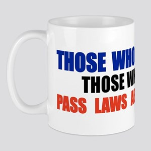 thosewhocanteachrRWB3 Mug