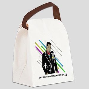 bestdressedman Canvas Lunch Bag