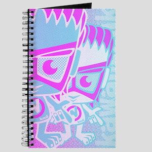 NewWaveGreetCardStencil Journal