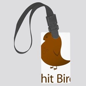 ShitBird Large Luggage Tag