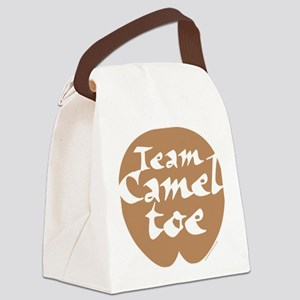 TeamCamelToe Canvas Lunch Bag
