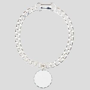 Ukulele GrandPa Charm Bracelet, One Charm