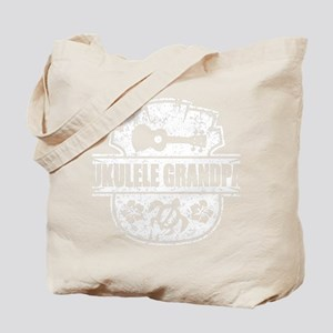 Ukulele GrandPa Tote Bag
